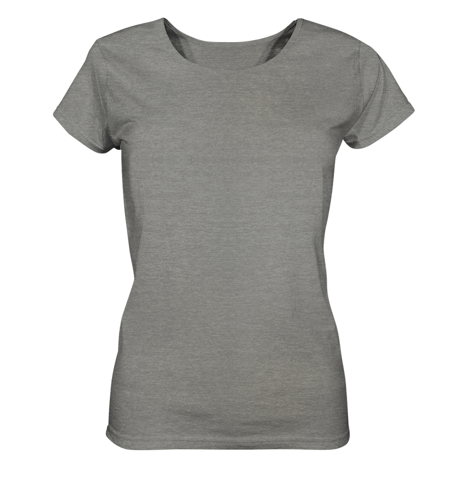 Chalk up - Ladies Organic Shirt Meliert