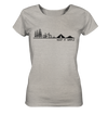 Keep it Simple - Mountainbike - Ladies Organic Shirt Meliert