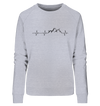 Ladies Organic Sweatshirt