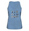 Diversität - Ladies Organic Tank Top
