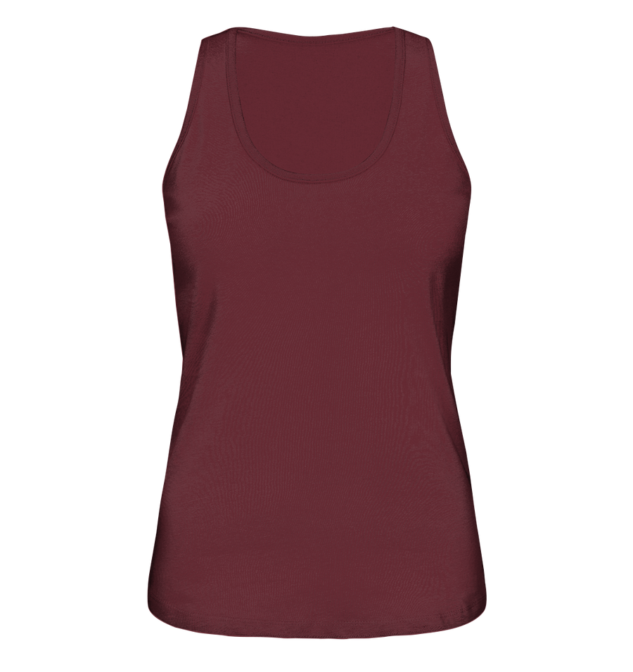 Chalk up - Ladies Organic Tank Top