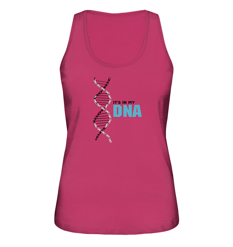 It's in my DNA - Ladies Organic Tank Top