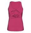 Adventures Fill Your Soul - Ladies Organic Tank Top