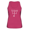 Feet in the Pedals - Ladies Organic Tank Top