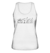 Do What Makes You Happy - Ladies Organic Tank Top