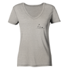 Kanupolo - Ladies Organic V-Neck Shirt