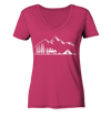 Keep it Simple - Ladies Organic V-Neck Shirt