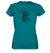 The Mobile Device That Charges You - Ladies Premium Shirt