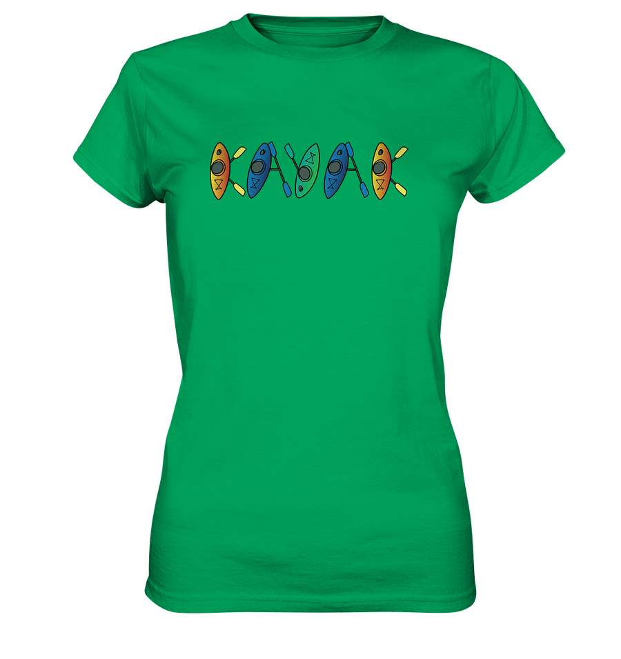 Kayak - Ladies Premium Shirt