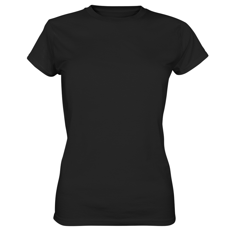 Yoga Aussicht - Ladies Premium Shirt