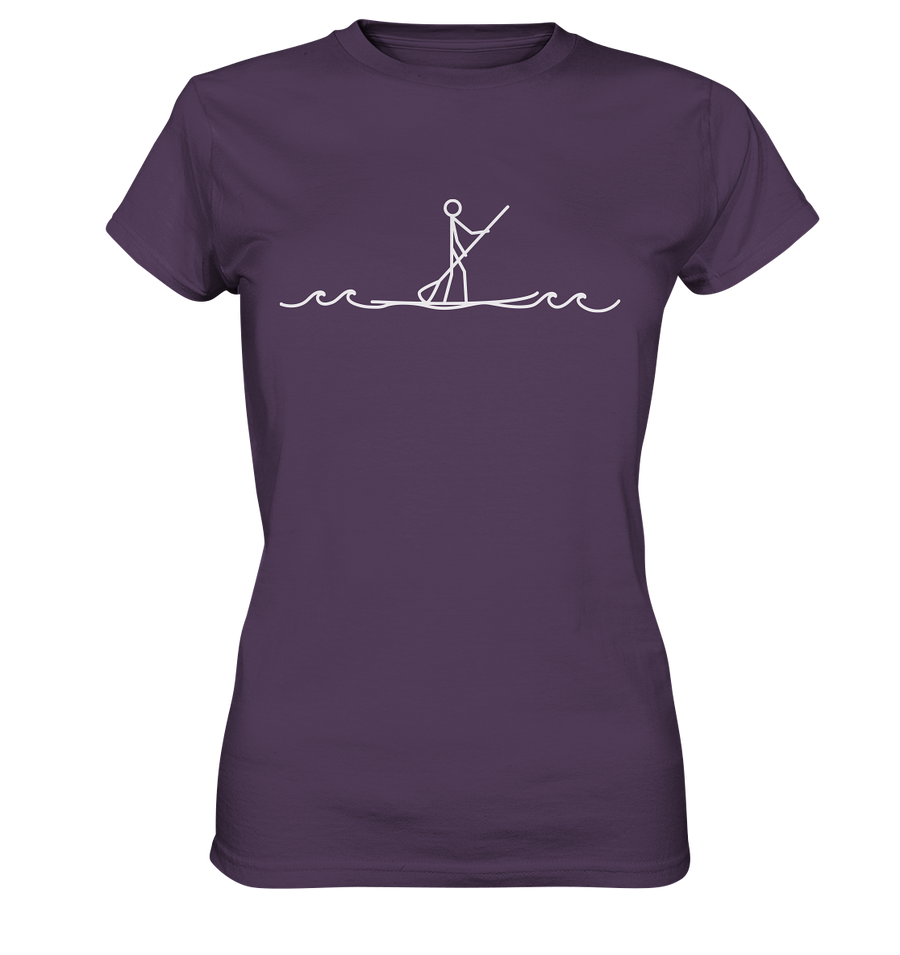 Stand Up Paddle - Ladies Premium Shirt - Sale