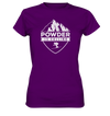 Powder is Calling - Ladies Premium Shirt