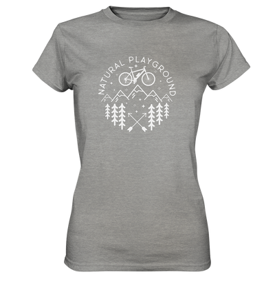 Natural Playground - Ladies Premium Shirt