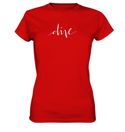 Dive - Ladies Premium Shirt