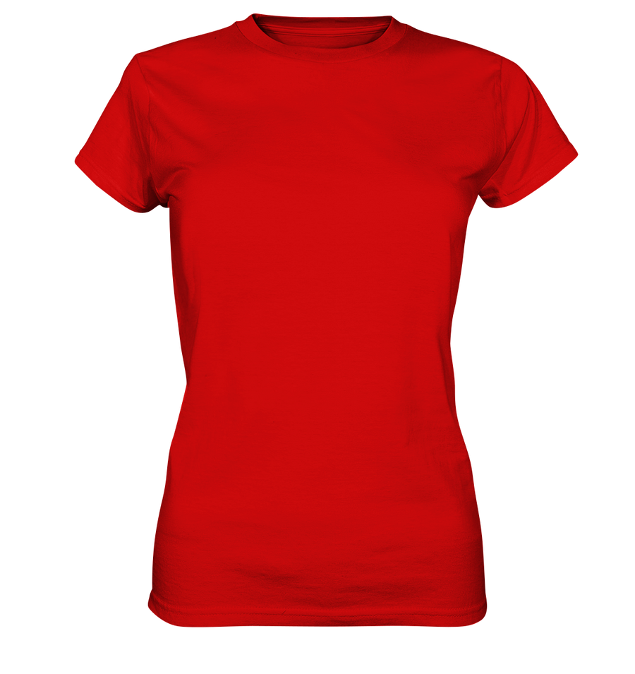 Yoga Lotus - Ladies Premium Shirt