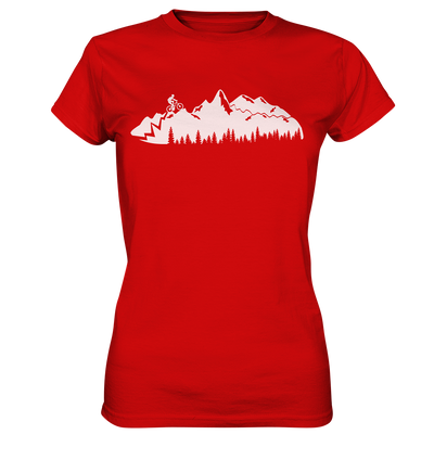 Mountainbike - Ladies Premium Shirt