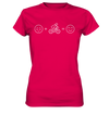 Just Smile - Ladies Premium Shirt