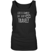 Eat. Sleep. Travel. - Ladies Tank Top