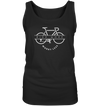Ride More Worry Less - Ladies Tank Top