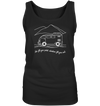 Adventures Fill Your Soul - Ladies Tank Top
