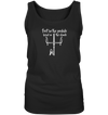 Feet in the Pedals - Ladies Tank Top
