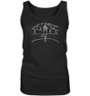 Yoga Aussicht - Ladies Tank Top