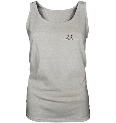 Together Forever - Eislaufen - Ladies Tank Top