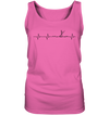 Herzschlag Stand Up Paddle - Ladies Tank Top