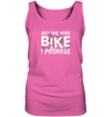 Just one More Bike I Promise! - Ladies Tank Top