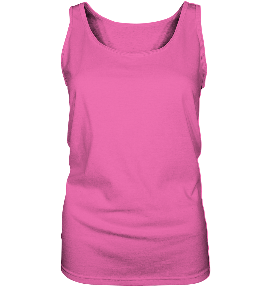 Focus On The Good Things In Life - Ladies Tank Top