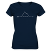 This Is My Way - Ladies V-Neck Shirt