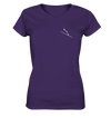 Skispringen - Ladies V-Neck Shirt