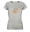 Vanlife Hund - Ladies V-Neck Shirt