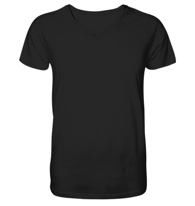 Winterkompass - Mens Organic V-Neck Shirt