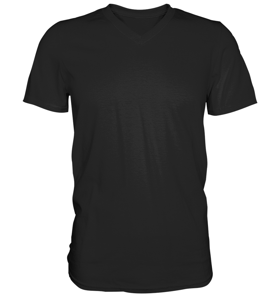 Focus On The Good Things In Life - Mens V-Neck Shirt