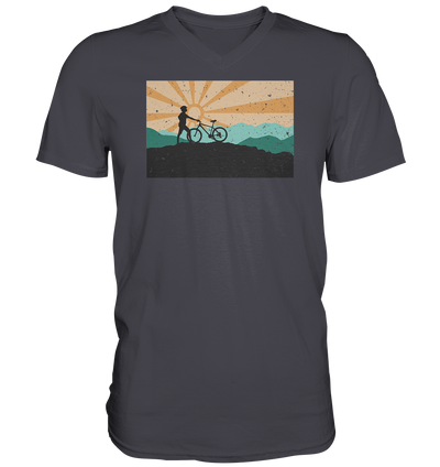 See You on Top - Mens V-Neck Shirt