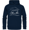 Adventures Fill Your Soul - Organic Fashion Hoodie