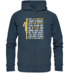 Yes,  42,2km - on my own two feet - Organic Fashion Hoodie