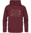 Do What Makes You Happy - Organic Fashion Hoodie
