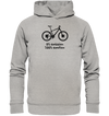0% Emission 100% Emotion - Organic Fashion Hoodie