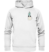 Emaille Natur - Organic Fashion Hoodie