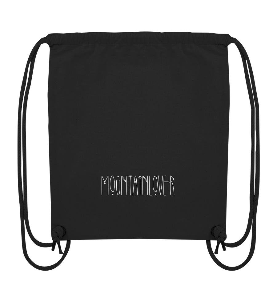 Mountainlover - Organic Gym Bag