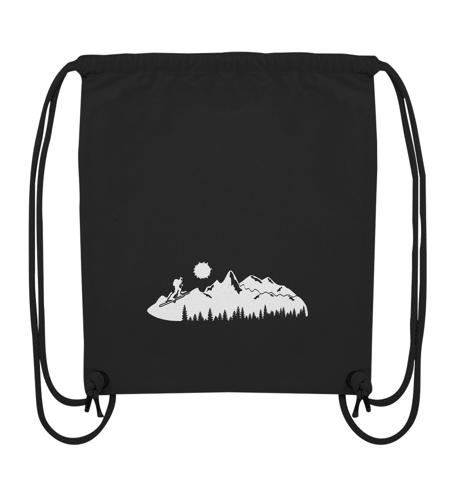 Skitour - Organic Gym Bag