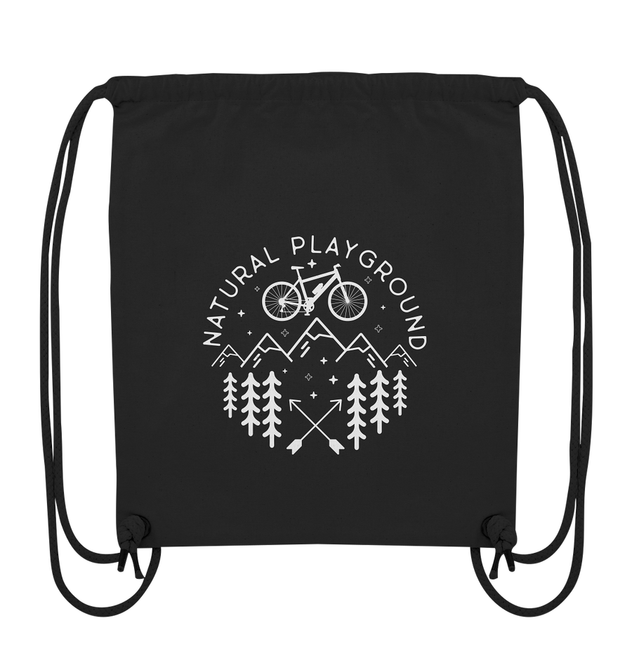 Natural Playground - Organic Gym Bag