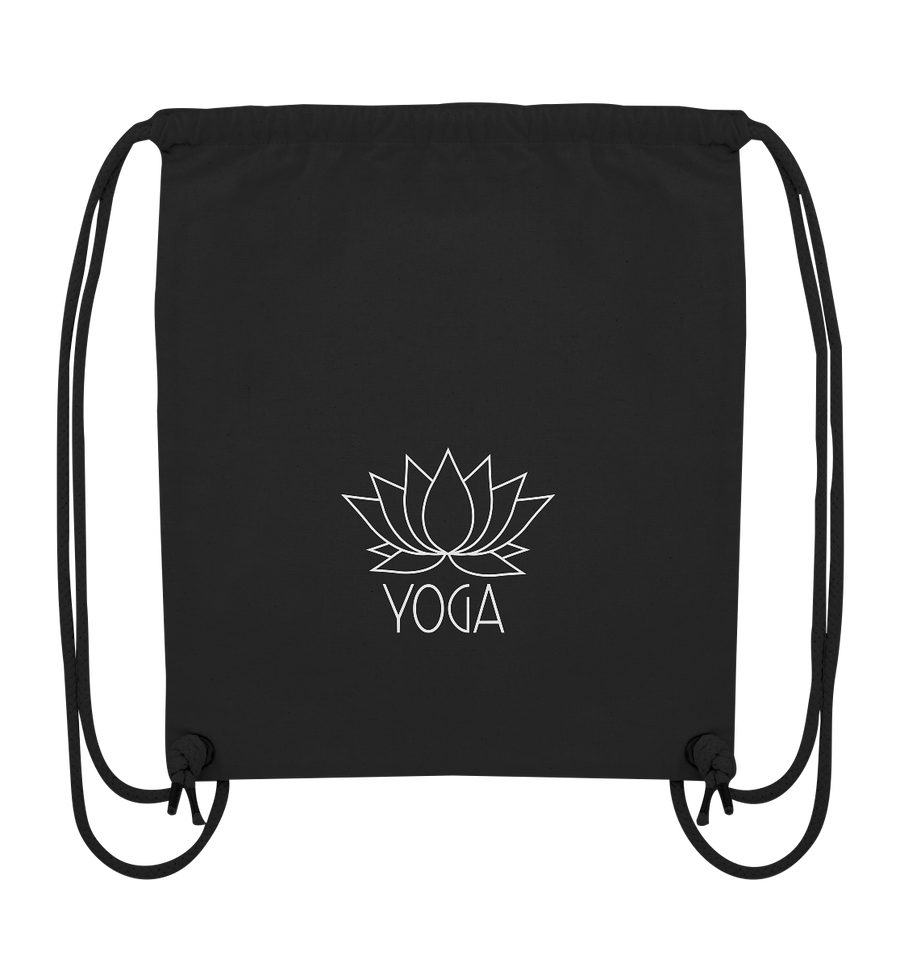 Yoga Lotus - Organic Gym Bag