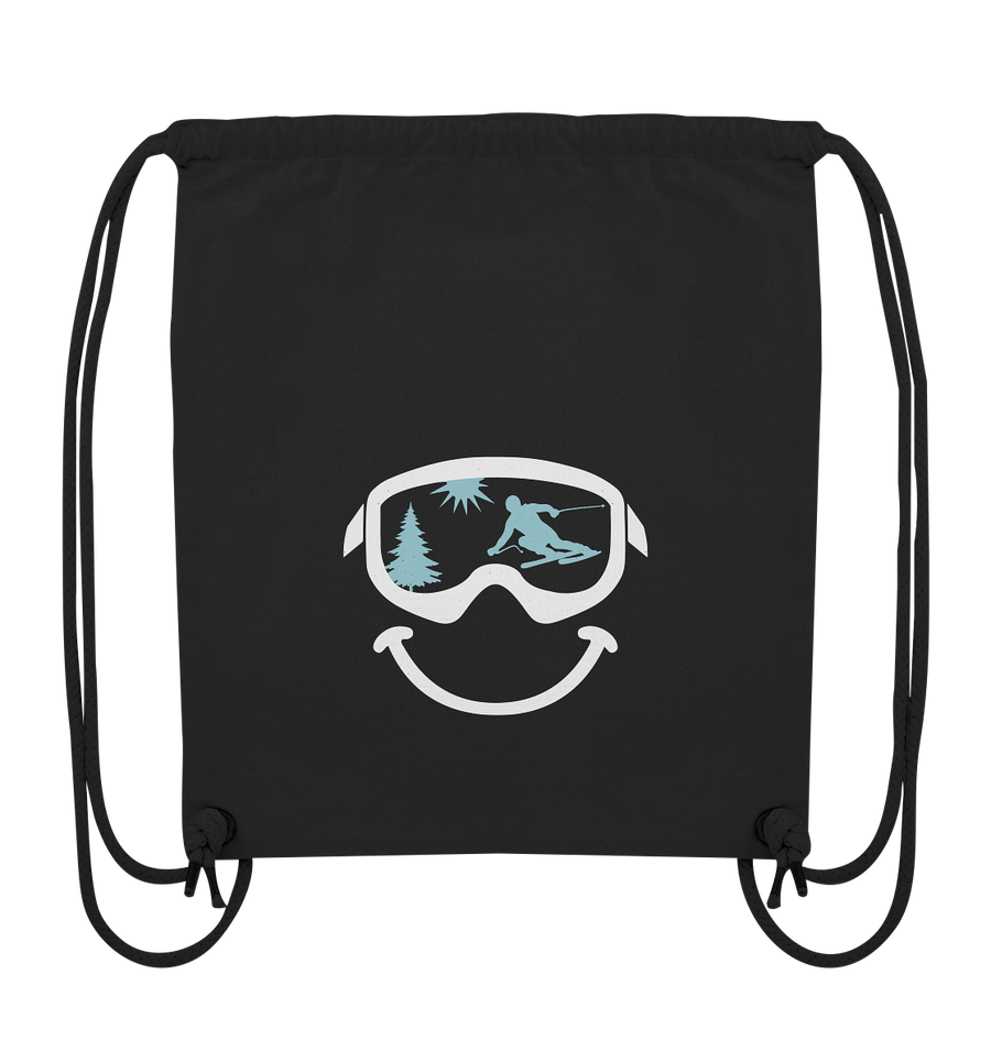 Just Smile - Organic Gym Bag