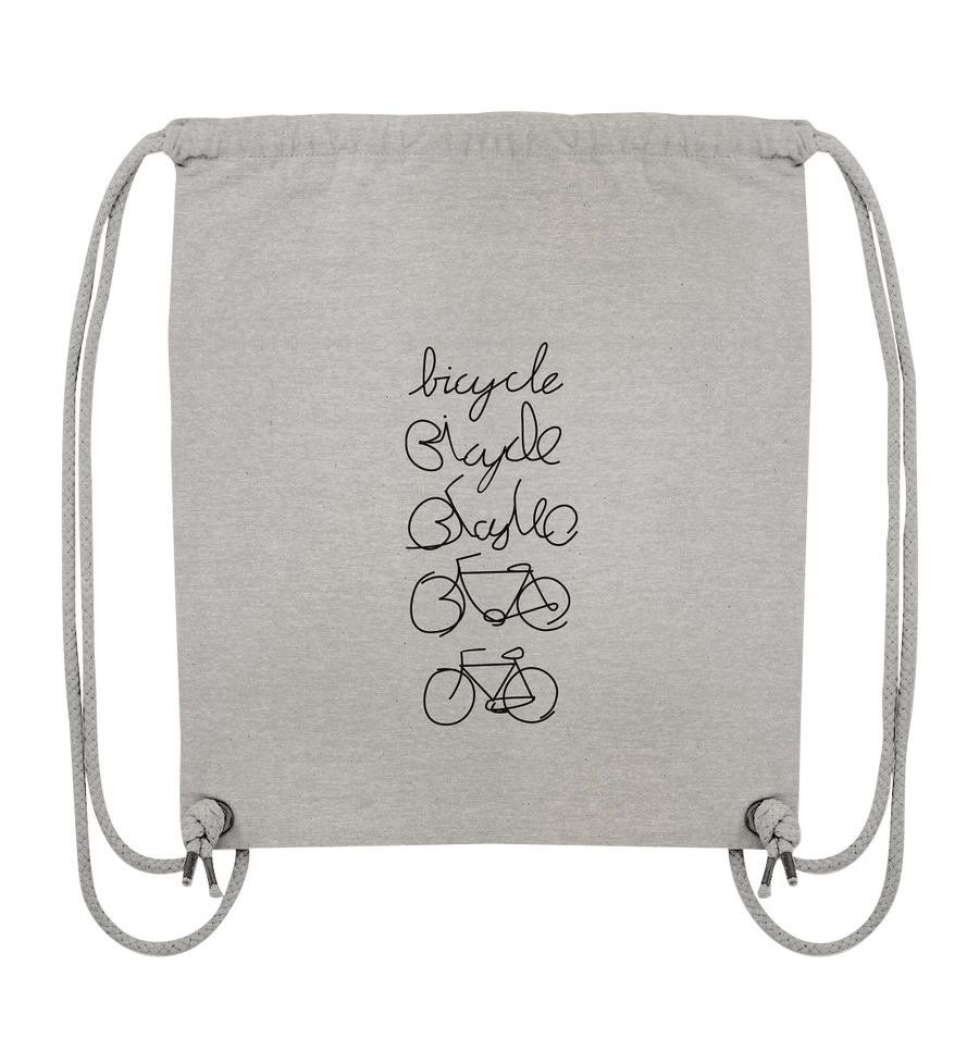 Bicycle - Organic Gym Bag