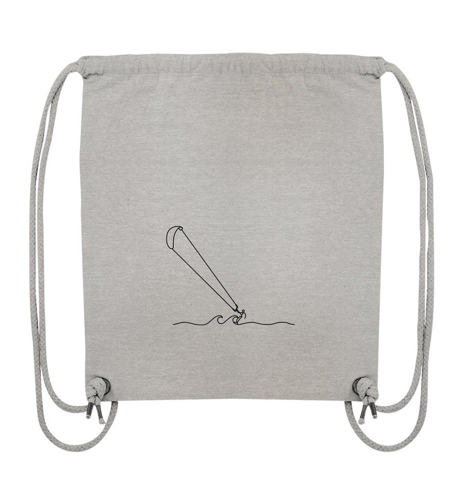 Kitesurfen - Organic Gym Bag