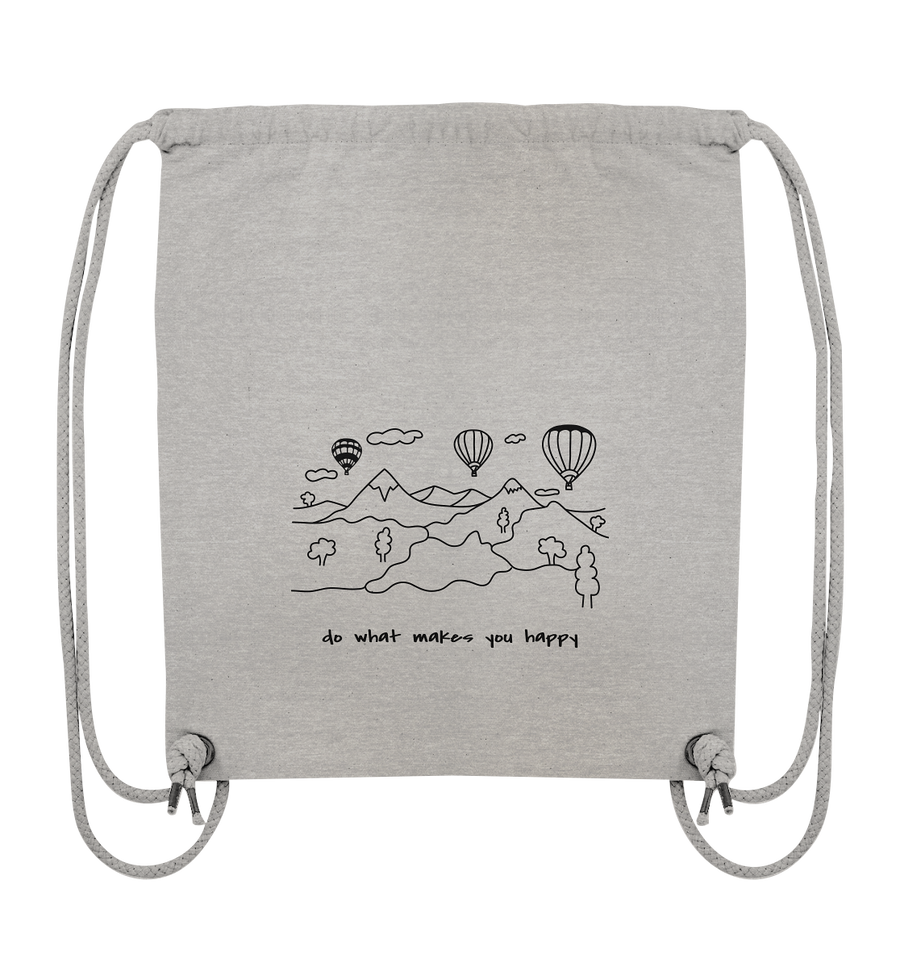Heißluftballon - Organic Gym Bag