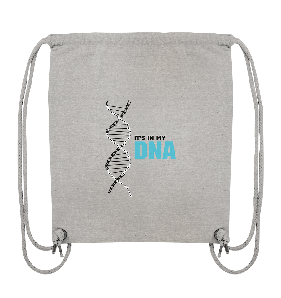It's in my DNA - Organic Gym Bag